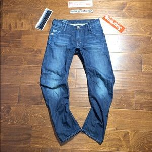 G STAR RAW GS01 ARC 3D LOOSE TAPERED RAW DENIM